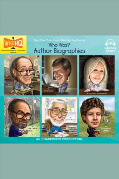 Who Was? Author Biographies