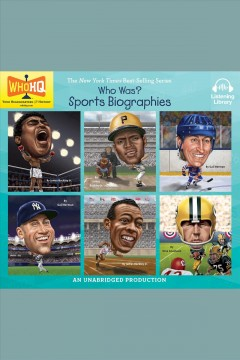 Who Was? Sports Biographies