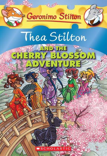 Thea Stilton And The Cherry Blossom Adventure Book