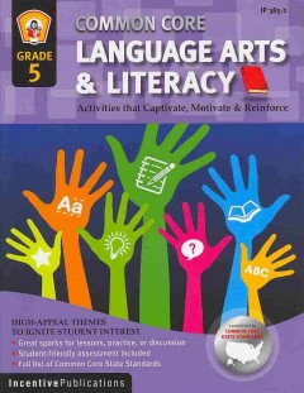 Common Core Language Arts & Literacy