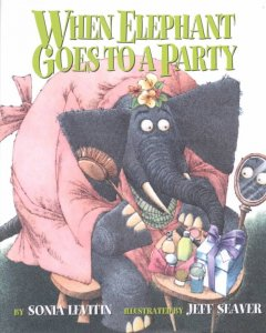 When Elephant Goes to A Party