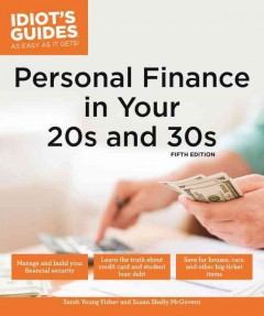 Personal Finance in your 20s and 30s