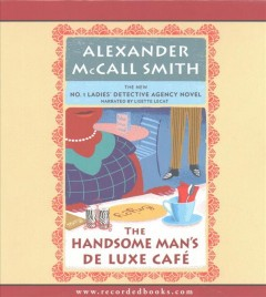The Handsome Man's Deluxe Cafe
