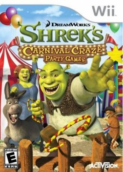 Shrek's Carnival Craze Party Games