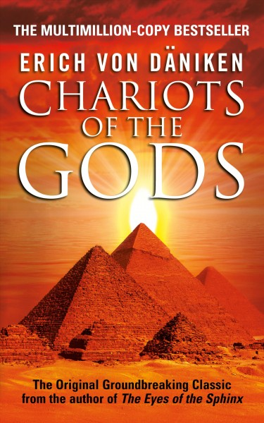Cover image for Chariots of the Gods