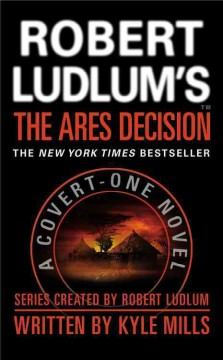 Robert Ludlum's The Ares Decision [LARGE PRINT]