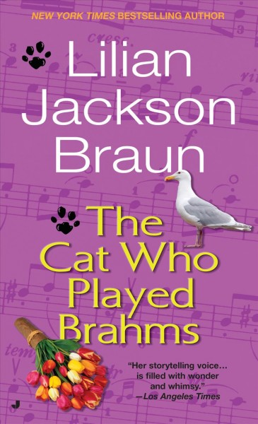 Cover image for The Cat Who Played Brahms