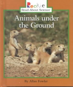 Animals Under the Ground