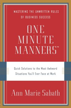 One Minute Manners