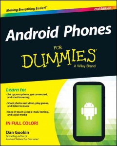 Android Phones For Dummies, [2014]