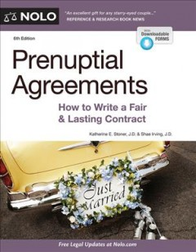 Prenuptial Agreements, [2019]