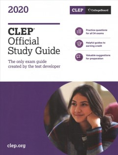 CLEP Official Study Guide 2020