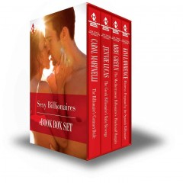 Sexy Billionaires Ebook Box Set