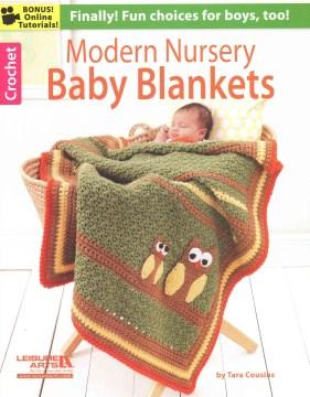 Modern Nursery Baby Blankets
