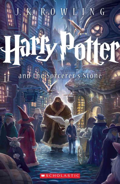 Harry Potter and the Sorcerer's Stone (Book)   Greene County