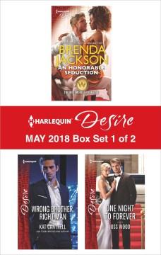 Harlequin Desire May 2018