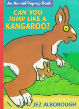Can You Jump Like A Kangaroo?