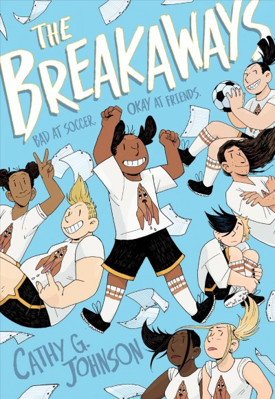 Cover image for The Breakaways