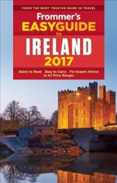 Frommer's Easy Guide to Ireland, 2017