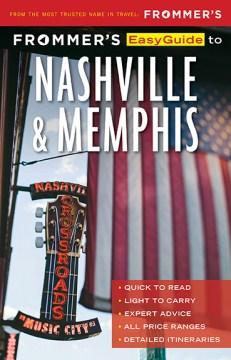 Frommer's Easyguide to Nashville & Memphis, [2019]