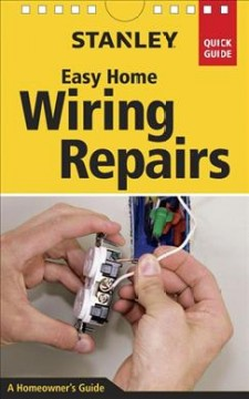 Stanley Easy Home Wiring Repairs