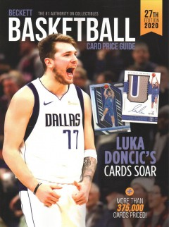 Beckett Basketball Card Price Guide 2020