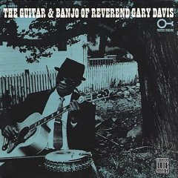 The guitar & banjo of Reverend Gary Davis