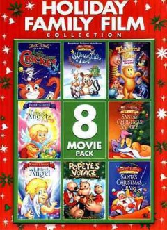 Holiday Family Film Collection