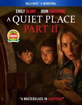 A Quiet Place Part II (BD/DVD Combo)