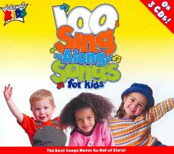 100 Sing-along-songs for Kids