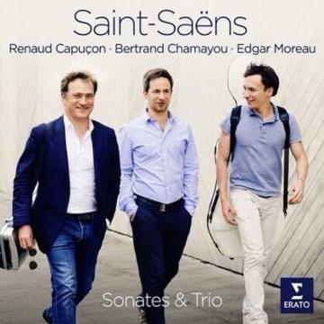 Saint Saens Sonates Et Trio
