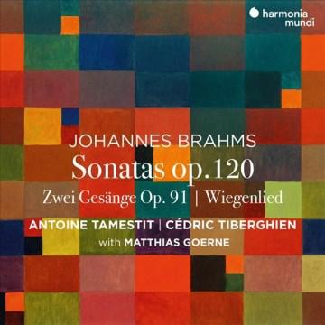 Sonatas, op. 120