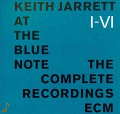 Keith Jarrett at the Blue Note