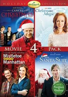 Hallmark Channel Holiday Collection Movie 4 Pack