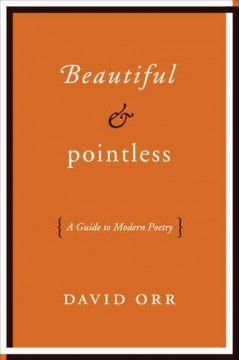 Beautiful & Pointless : {a Guide to Modern Poetry}