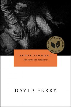 Bewilderment : New Poems and Translations