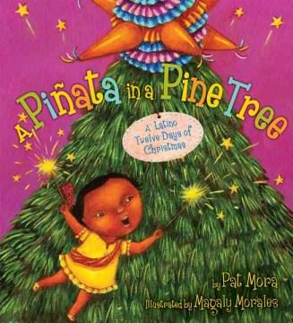 A Piñata in A Pine Tree