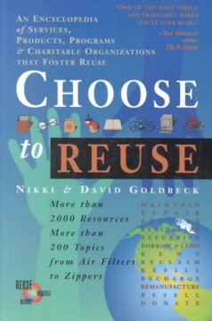 Choose to Reuse