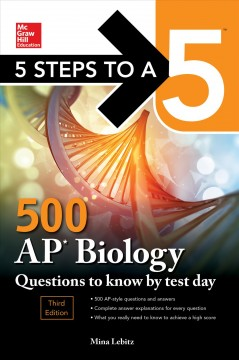 500 AP Biology Questions to Know by Test Day
