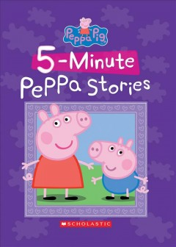 5-minute Peppa Stories