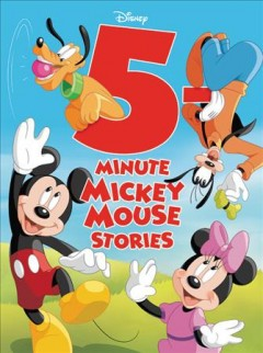 Disney 5 Minute Mickey Mouse Stories