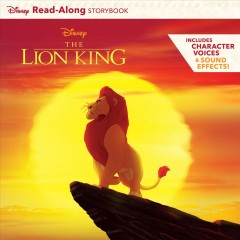 The Lion King Read-Along Storybook