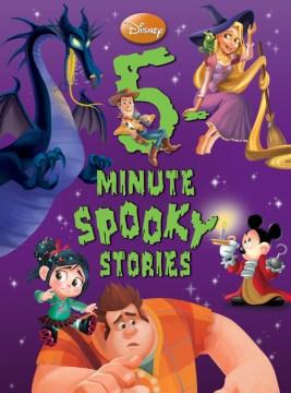Disney 5-minute Spooky Stories