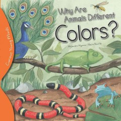 Why Are Animals Different Colors