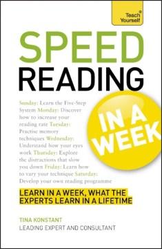 Speed Reading in A Week