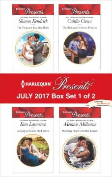 Harlequin Presents July 2017, Box Set 1 of 2