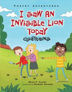 I Saw An Invisible Lion Today