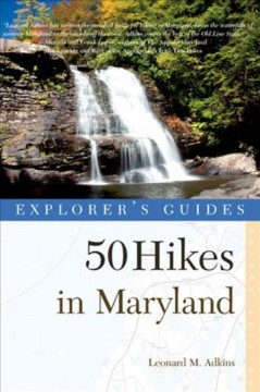 50 Hikes in Maryland