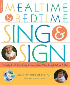 Mealtime & Bedtime Sing & Sign