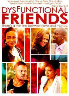 Dysfunctional Friends Book Cover